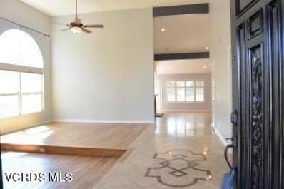 3419 Fayance Place, Thousand Oaks, CA 91362 - MLS#: 218009724