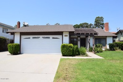 2497 Kimberly Avenue, Camarillo, CA 93010 - MLS#: 218009767