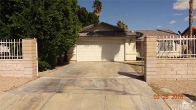 30650 Avenida Del Yermo, Cathedral City, CA 92234 - MLS#: 218009774DA