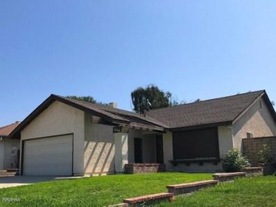 4316 Woodglen Drive, Moorpark, CA 93021 - MLS#: 218009775