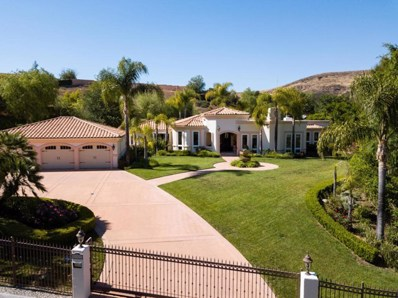 29033 Silver Creek Road, Agoura Hills, CA 91301 - MLS#: 218009781