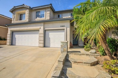 3903 Rodene Street, Newbury Park, CA 91320 - MLS#: 218009801