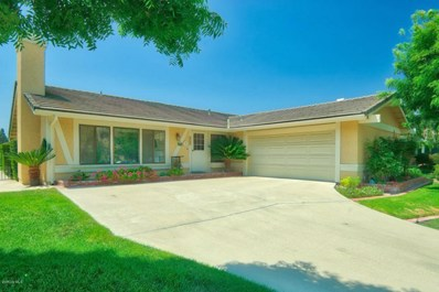 3585 Raincloud Court, Thousand Oaks, CA 91362 - MLS#: 218009855