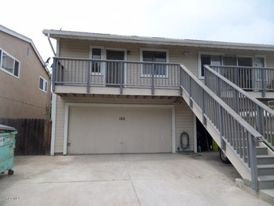 120 Pacific Avenue, Ventura, CA 93001 - MLS#: 218009856