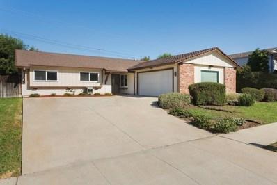 6235 Nelda Street, Simi Valley, CA 93063 - MLS#: 218009889
