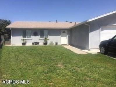 1925 Oneill Place, Oxnard, CA 93033 - MLS#: 218009912