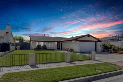 2457 Knightwood Place, Simi Valley, CA 93063 - MLS#: 218009950