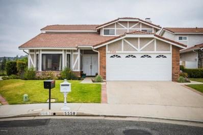5558 Alfredo Court, Agoura Hills, CA 91301 - MLS#: 218009966