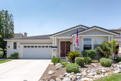 3476 Chicory Leaf Place, Simi Valley, CA 93065 - MLS#: 218009973