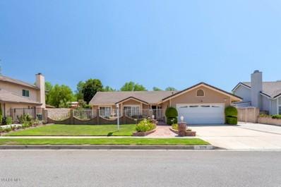 5378 Placerita Drive, Simi Valley, CA 93063 - MLS#: 218009979