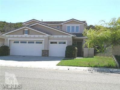 4472 Camino De La Rosa, Newbury Park, CA 91320 - MLS#: 218010047