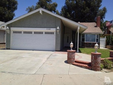 4368 Brookdale Lane, Moorpark, CA 93021 - MLS#: 218010099
