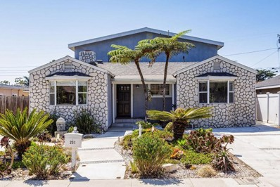 231 Willowbrook Street, Port Hueneme, CA 93041 - MLS#: 218010116