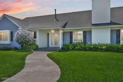 600 Fernwood Drive, Oxnard, CA 93030 - MLS#: 218010117
