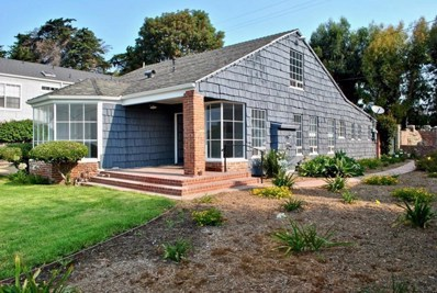 1511 Vista Del Mar Drive, Ventura, CA 93001 - MLS#: 218010123