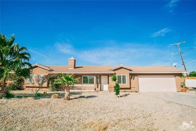 66180 Hacienda Avenue, Desert Hot Springs, CA 92240 - MLS#: 218010132DA