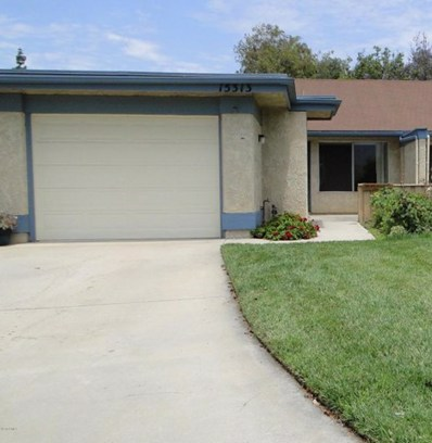15313 Village 15, Camarillo, CA 93012 - MLS#: 218010137