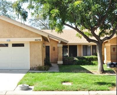 44156 Village 44, Camarillo, CA 93012 - MLS#: 218010147
