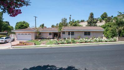 2319 Montrose Drive, Thousand Oaks, CA 91362 - MLS#: 218010151