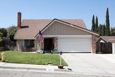 1001 Honeywood Court, Santa Paula, CA 93060 - MLS#: 218010170