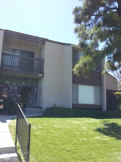 1503 Raccoon Court, Ventura, CA 93003 - MLS#: 218010186