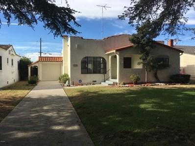 669 Deodar Avenue, Oxnard, CA 93030 - MLS#: 218010189