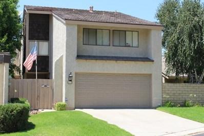 3164 Boxwood Circle, Thousand Oaks, CA 91360 - MLS#: 218010225