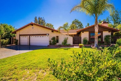 3153 Shad Court, Simi Valley, CA 93063 - MLS#: 218010233