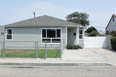 317 Date Street, Oxnard, CA 93033 - MLS#: 218010241