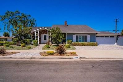 1269 Palmer Avenue, Camarillo, CA 93010 - MLS#: 218010271