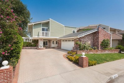 3931 Fairbreeze Circle, Westlake Village, CA 91361 - MLS#: 218010291