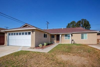 1087 Durkin Street, Camarillo, CA 93010 - MLS#: 218010312