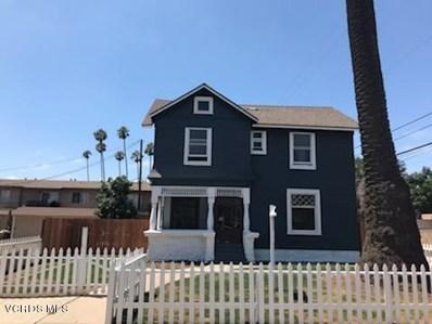119 B Street, Oxnard, CA 93030 - MLS#: 218010316