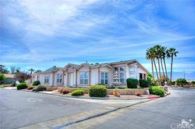35616 Sand Rock Road, Thousand Palms, CA 92276 - MLS#: 218010338DA