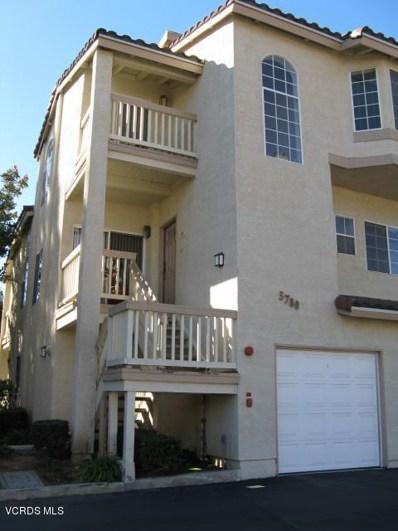 5780 Freebird Lane UNIT 101, Oak Park, CA 91377 - MLS#: 218010370