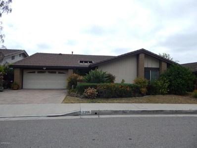 2206 Pinecrest Court, Fullerton, CA 92831 - MLS#: 218010435