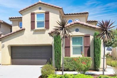 861 Coronado Circle, Santa Paula, CA 93060 - MLS#: 218010479