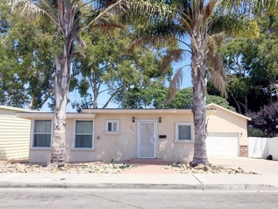 244 Willowbrook Street, Port Hueneme, CA 93041 - MLS#: 218010486