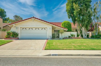 3737 Sunset Knolls Drive, Thousand Oaks, CA 91362 - MLS#: 218010502