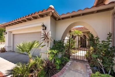 3220 Bluebird Circle, Simi Valley, CA 93063 - MLS#: 218010510