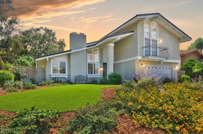 2872 Appalachian Court, Westlake Village, CA 91362 - MLS#: 218010575
