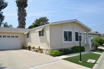 975 Telegraph Road UNIT 49, Santa Paula, CA 93060 - MLS#: 218010591
