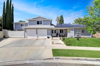 1737 Hewitt Place, Simi Valley, CA 93065 - MLS#: 218010608