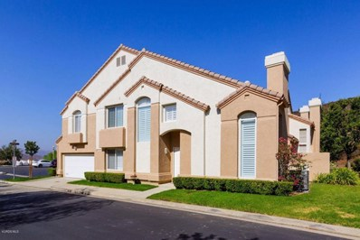652 Cardinal Ridge Lane UNIT D, Simi Valley, CA 93065 - MLS#: 218010663