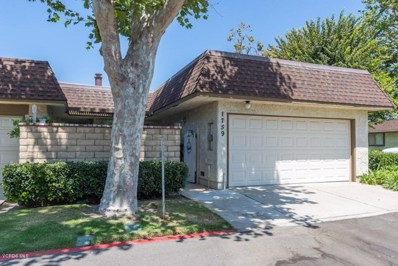 1759 Coronado Court, Camarillo, CA 93010 - MLS#: 218010690