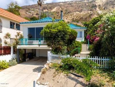 6947 Vista Del Rincon Drive, Ventura, CA 93001 - MLS#: 218010721