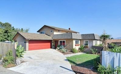 10 Alosta Drive, Camarillo, CA 93010 - MLS#: 218010733