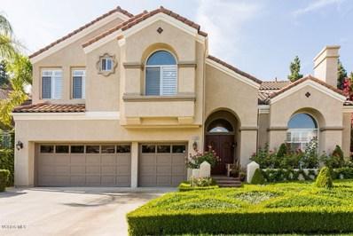 11393 Rosecreek Drive, Moorpark, CA 93021 - MLS#: 218010740