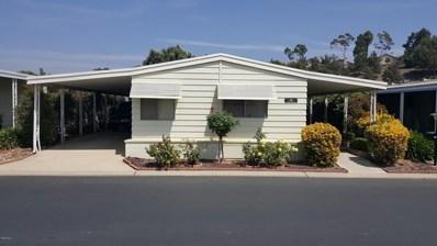 188 Rancho Adolfo Drive UNIT 120, Camarillo, CA 93012 - MLS#: 218010750