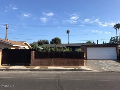 412 Sherman Avenue, Moorpark, CA 93021 - MLS#: 218010763